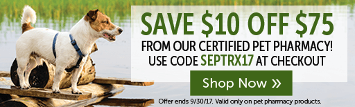 Take $10 off $75 with promo code SEPTRX17