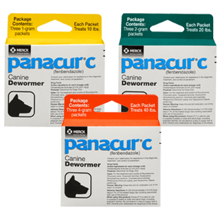 Shop Panacur C Canine Dewormer