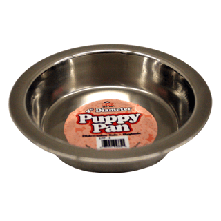 Shop Stainless Steel Puppy Pans