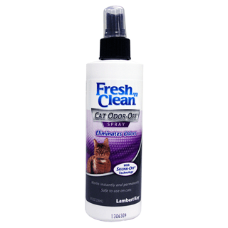 Shop Fresh 'n Clean Cat Odor-Off Spray'