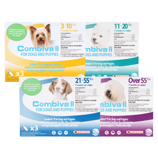 Combiva II For Dogs
