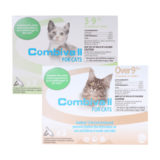 Shop Combiva® II for Cats