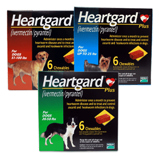 Shop Heartgard® Plus for Dogs Rx