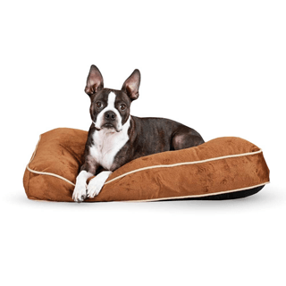 Shop Tufted Pillow Top Pet Bed