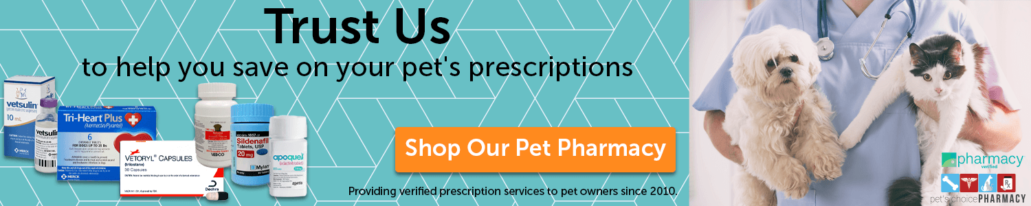 Shop Our Pet Pharmacy