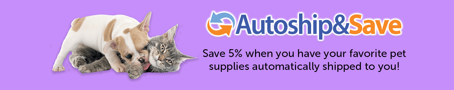 Save 5% with Auto Ship
