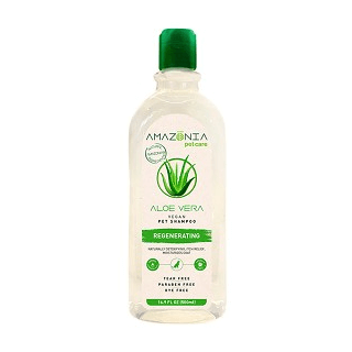 Shop Aloe Vera Dog & Cat Shampoo