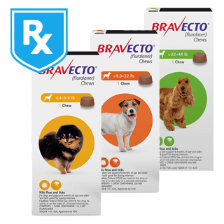 Bravecto Chews for Dog
