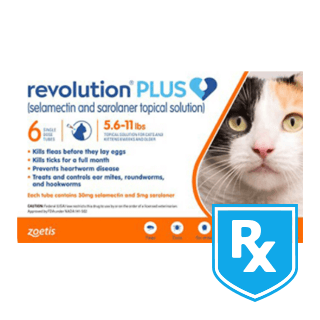 Revolution Plus Rx for Cats